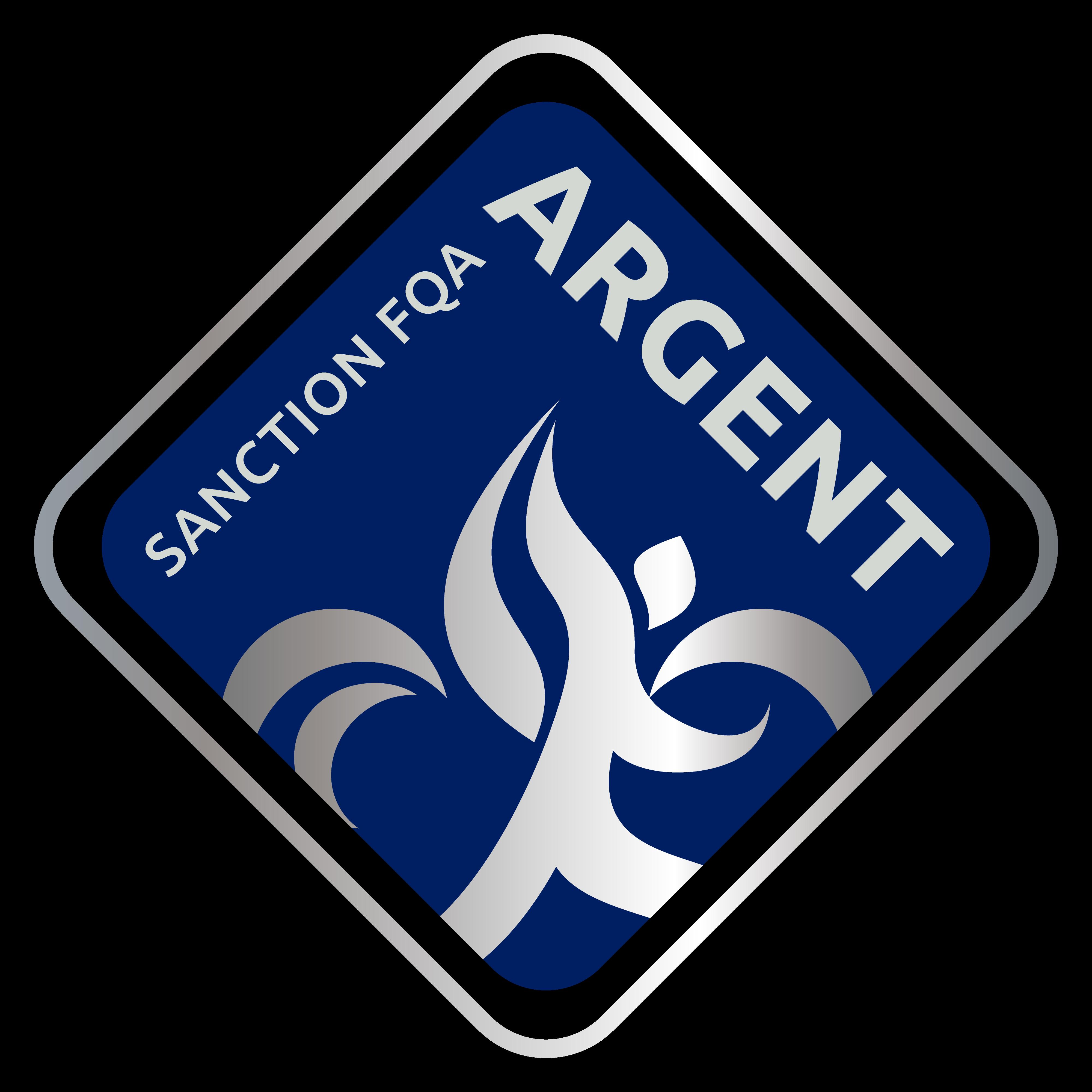 Logo - Fédé Québécoise d'athlétisme DM (en)