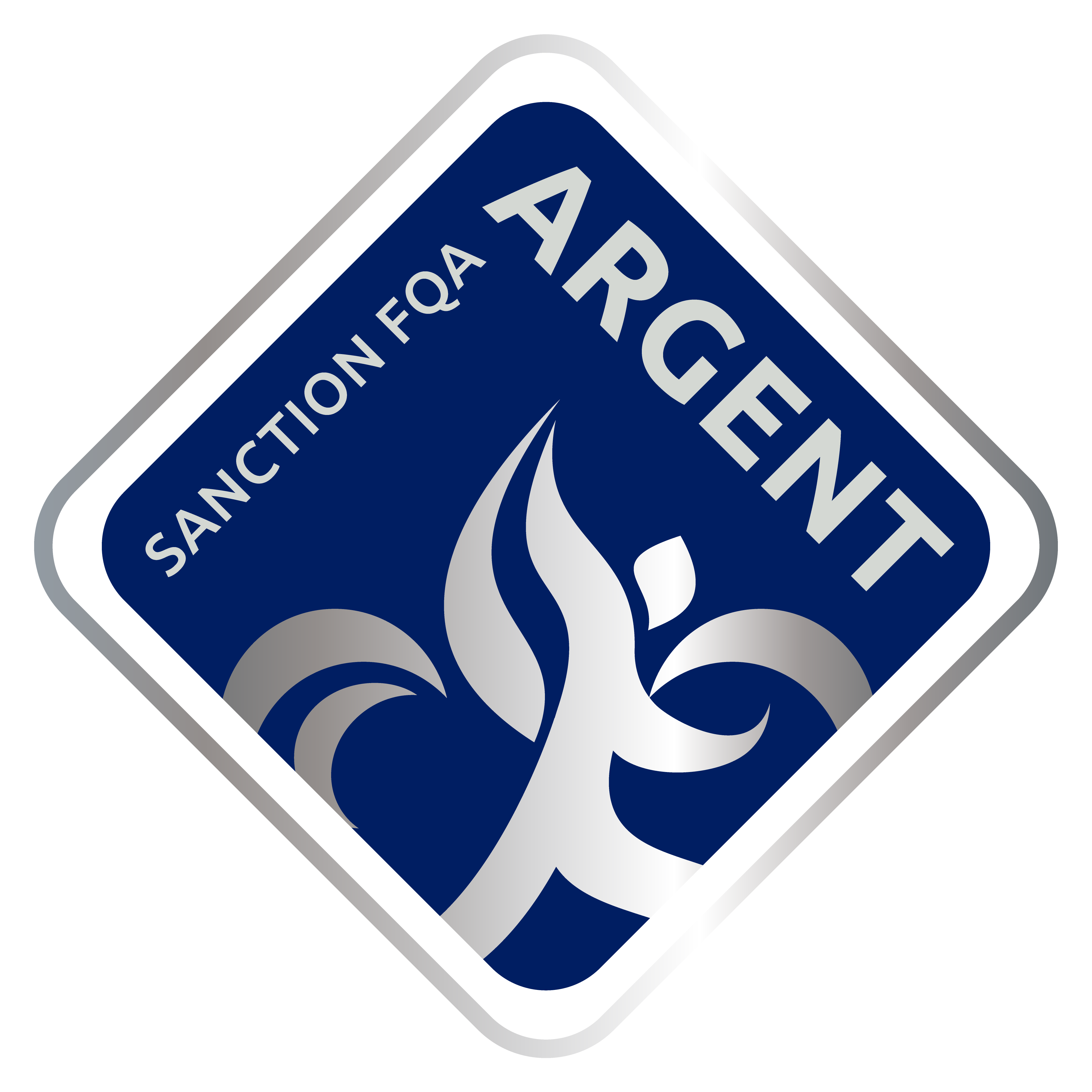 Logo - Fédération Québécoise d'Athlétisme DML (fr)