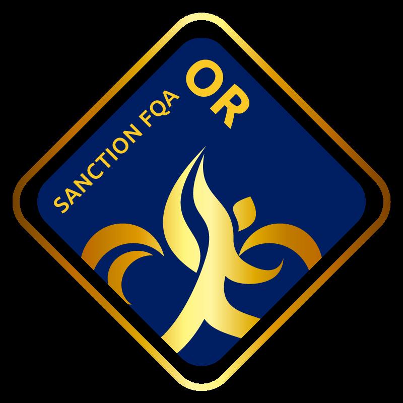 Logo - Fédération québécoise d'athlétisme – MDQ