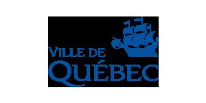 Logo - Ville de Québec – DE (en)