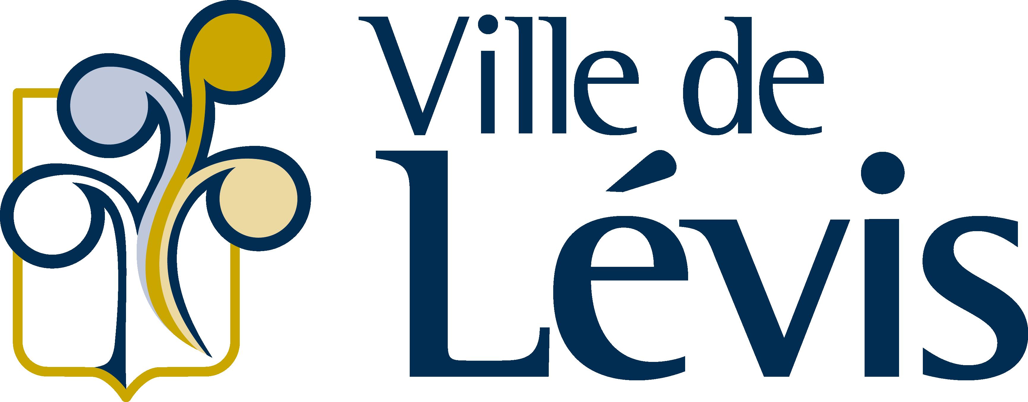 Logo - Ville de Lévis