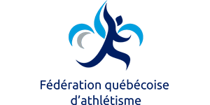 Logo - Fédération québécoise d'athlétisme – TCB (fr)