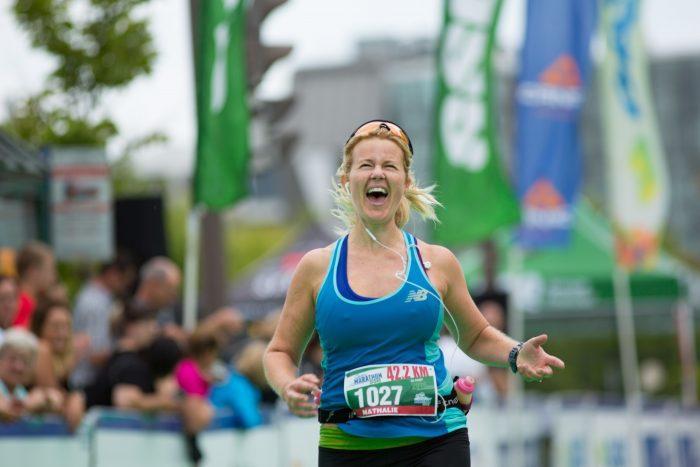marathon, Marathon SSQ Québec, Je Cours Qc