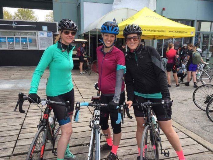 active enceinte, course, activités physiques, Je Cours Qc, Québec