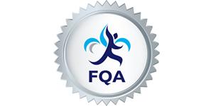 Logo - Fédération québécoise d'athlétisme – DE