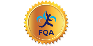 Logo - Fédération Québécoise d'Athlétisme