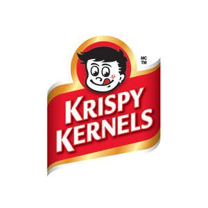 Logo - Krispy Kernels – DM (fr)
