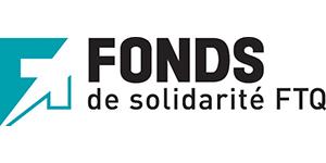 Logo - Fonds FTQ – DE (en)