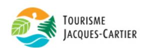 Logo - Tourisme Jacques-Cartier – TCB (en)