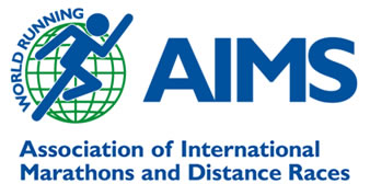 Logo - Association of int marathon and distance races