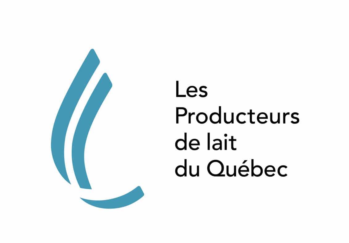 Logo - Producteurs de lait du Québec