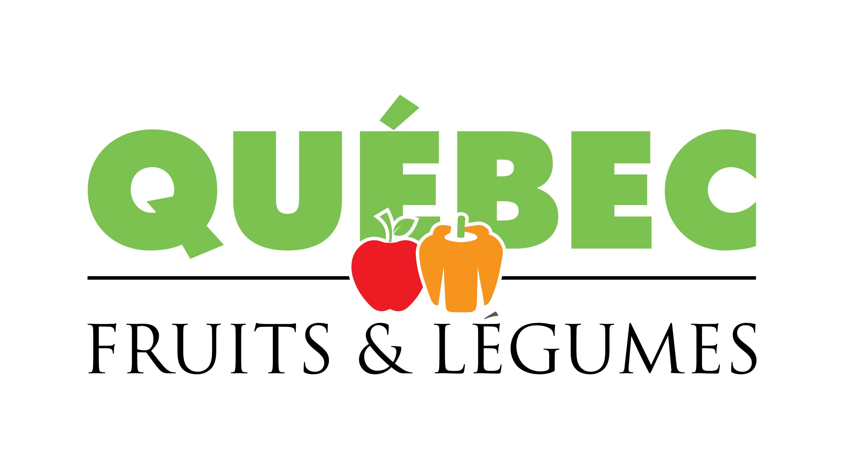 Logo - Québec Fruits et Légumes