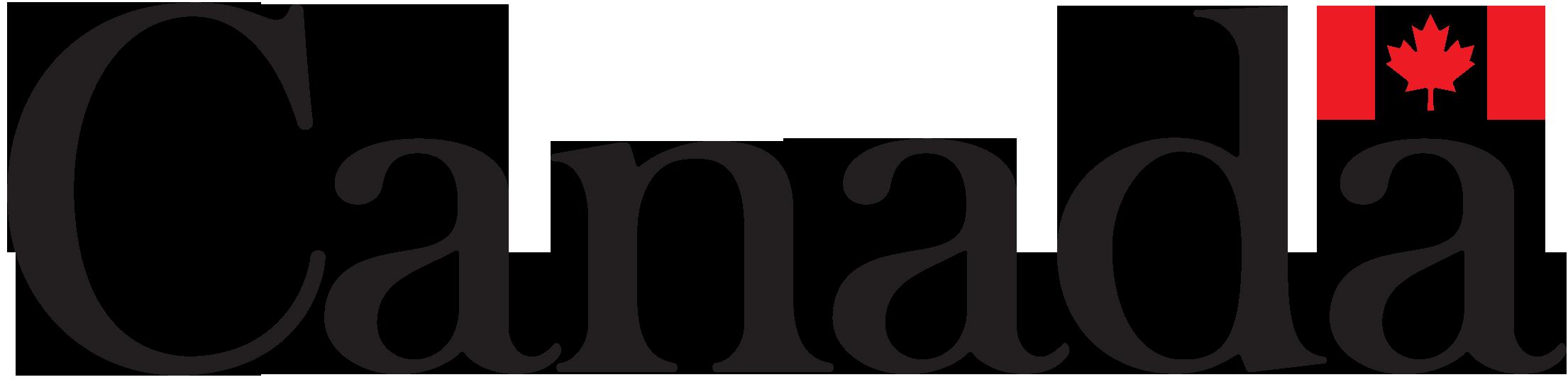 Logo - Gouvernement du Canada – DDE – eng