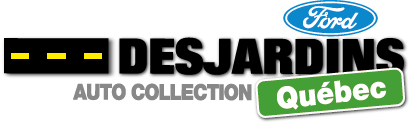 Logo - Desjardins Auto Collection