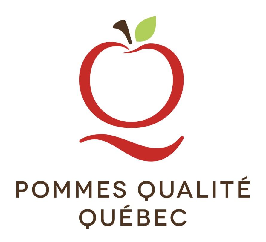 Logo - Pommes Qualité Québec